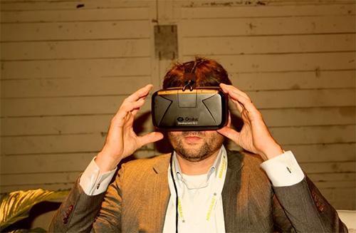 virtual reality dating