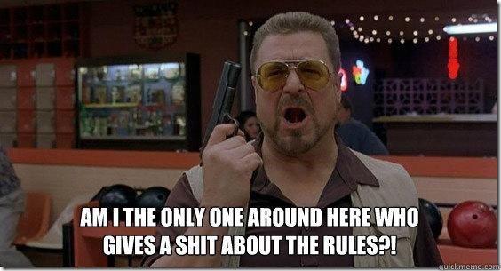 fwb rules to follow