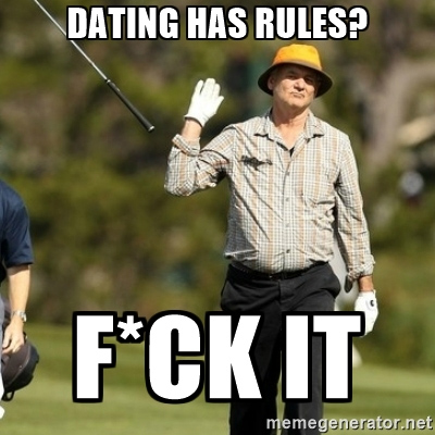 dating rules you must know