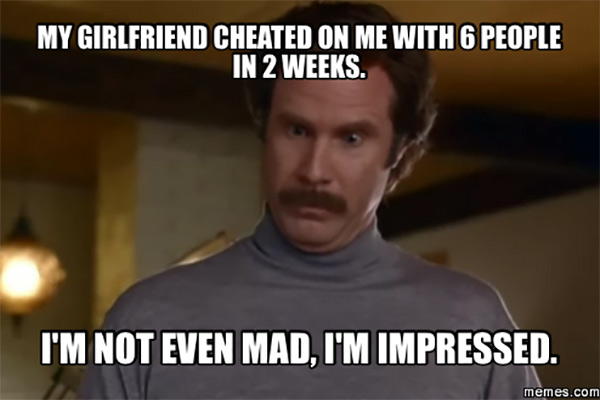 Cheating Facts