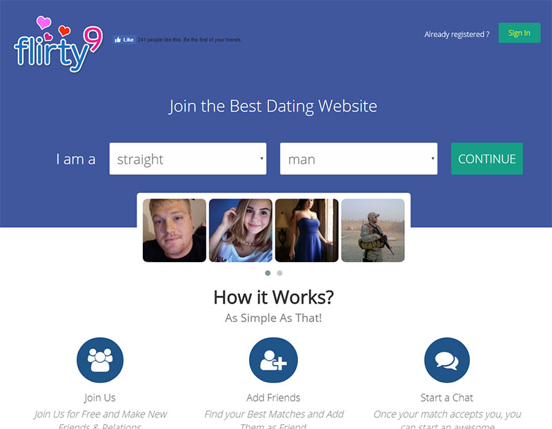 online dating sites fake profiles