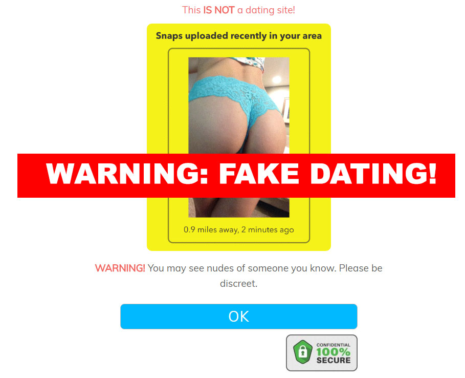 snapsex fake dating