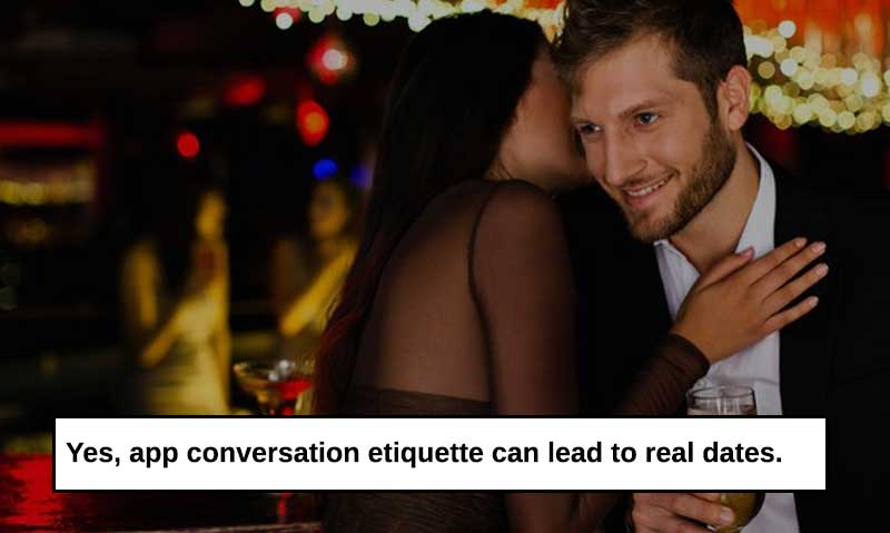 dating app conversations matter a ton