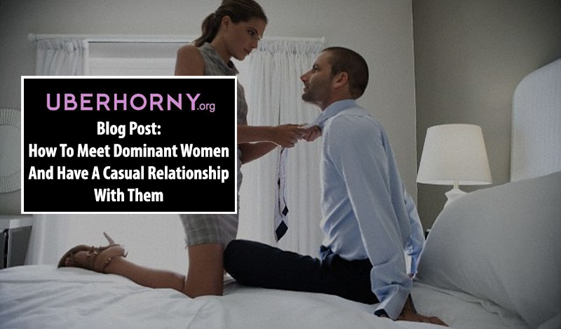 dating dominant women